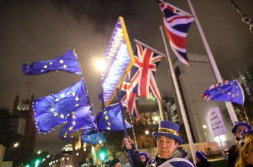 UK could rewrite treaty-breaking Brexit bill as part of EU deal: Bloomberg