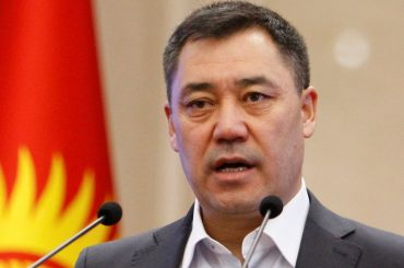 Kyrgyzstan acting president may seek constitution change to run for full term