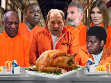 What Did These Celebs Eat for Thanksgiving Dinner – While in Prison?