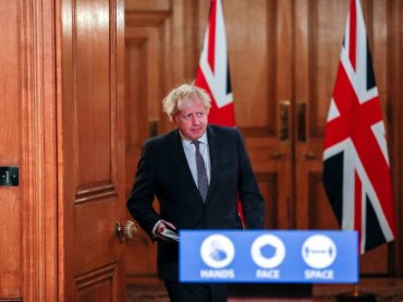 UK PM Johnson says: the state will need to lead – Telegraph