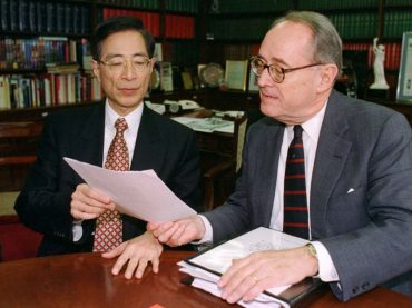 Richard Thornburgh, governor during Three Mile Island nuclear crisis, dies at 88