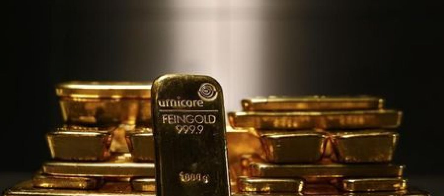 Volatile Gold Shines in First Week Since Christmas