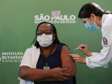 Brazil clears emergency use of Sinovac, AstraZeneca vaccines, shots begin
