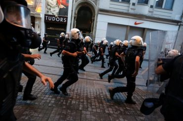 Turkish appeals court overturns acquittal in Gezi trial