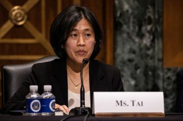 Forced labor 'crudest example' of problems in global trade: USTR nominee Tai