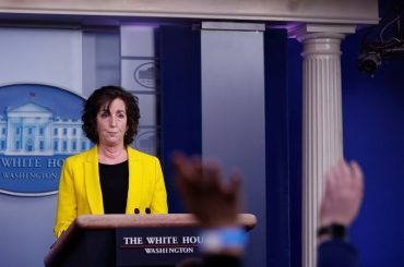 White House border coordinator Jacobson leaving role at end of April