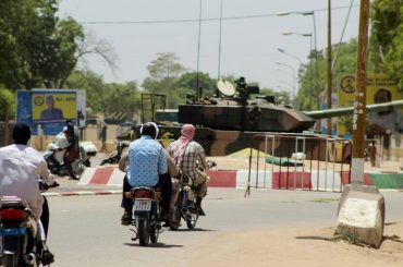 Chad in turmoil after Deby death as rebels, opposition challenge military