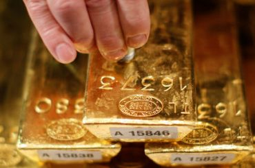 Gold Up as Record U.S. Employment Data Causes Falls in Dollar, Treasury Yields