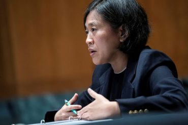 U.S. trade chief Tai says recovery depends on addressing global vaccine inequity
