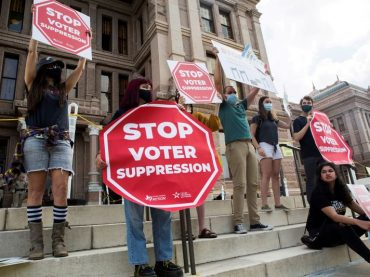 Vote on Texas bill to make voting tougher blocked by no quorum