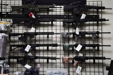 California appeals judge's ruling striking down assault weapons ban