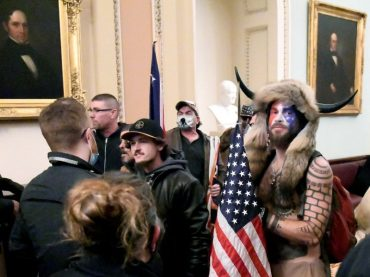 Attorney for 'QAnon Shaman' seeks his release ahead of Capitol riot trial