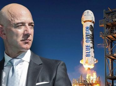 How to Watch Jeff Bezos Go into Space Live
