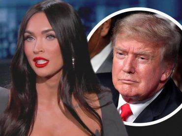 Megan Fox Gets Heat After Comments About Trump