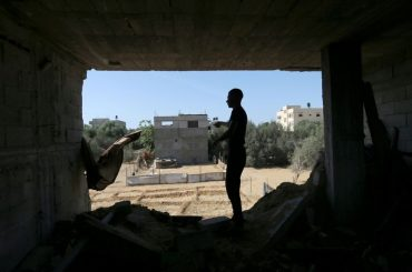 Gaza to begin rebuilding homes destroyed in May conflict
