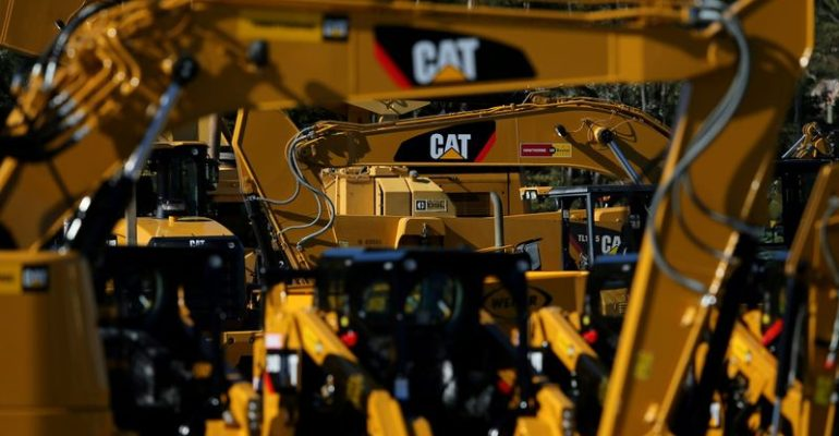 Caterpillar may hike prices again, experiencing production delays