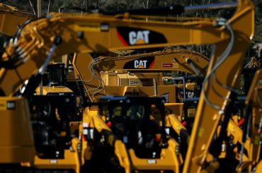 Caterpillar profit beats on construction boom, high commodity prices