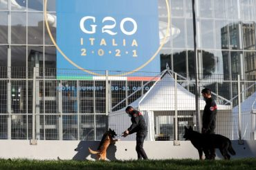 Climate set to dominate G20 summit ahead of U.N. conference